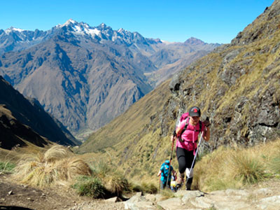 Machu Picchu Challenge Inca Trail 3 Days