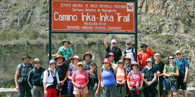 Standard Inca Trail Trek 4 Days