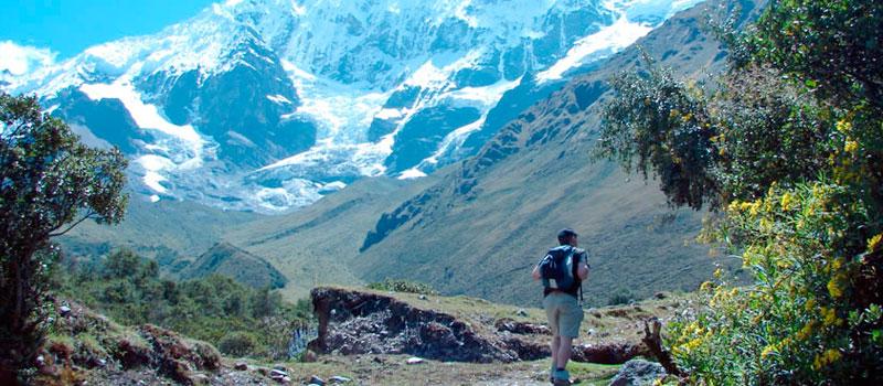 Classic Salkantay Trek to Machu Picchu