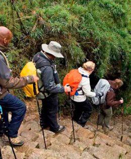 Challenge Inca Trail Trek 3 Days