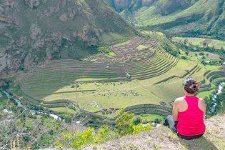 Patallaqta Inca Ruins