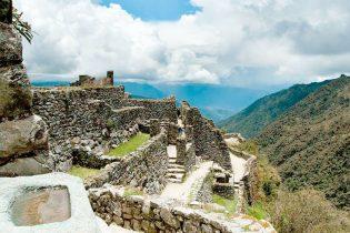 Sayacmarka Inca Ruins